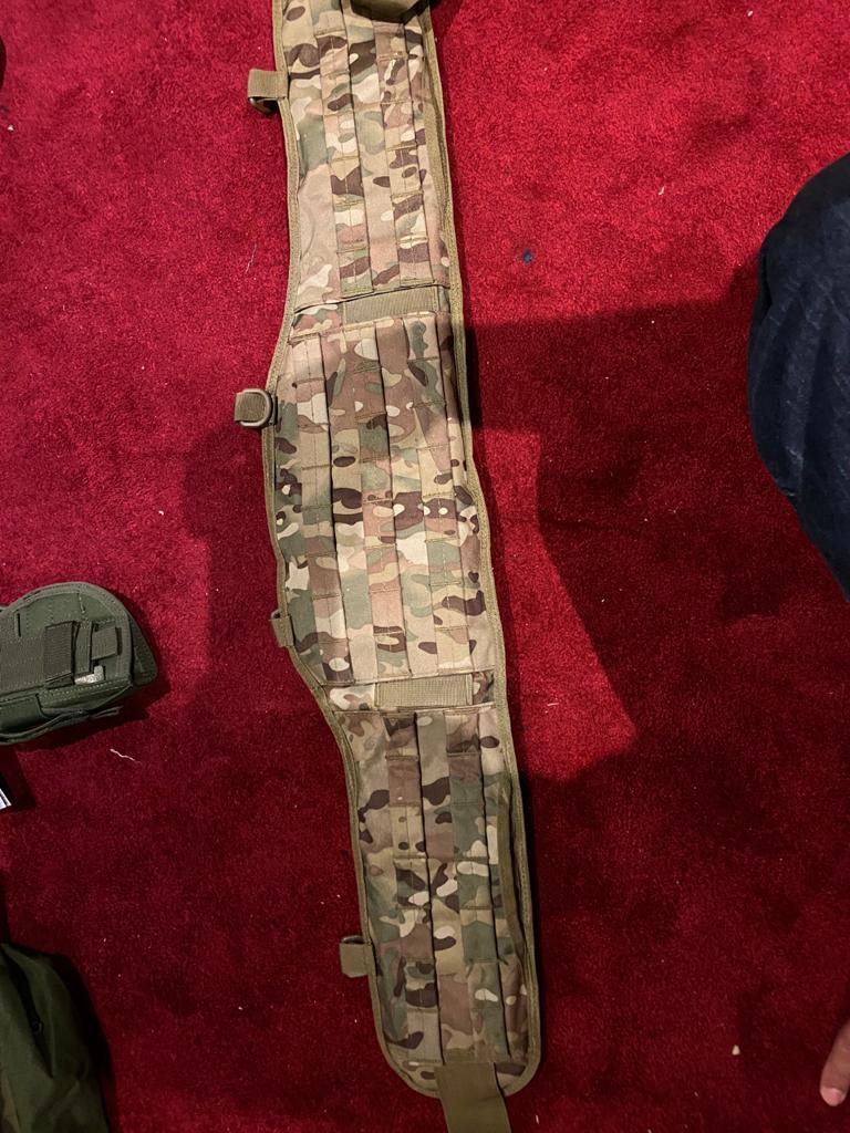 zgan tactical belt