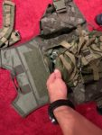 tactical vest back